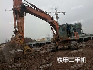 湖南-衡阳市二手日立ZX210H-3挖掘机实拍照片