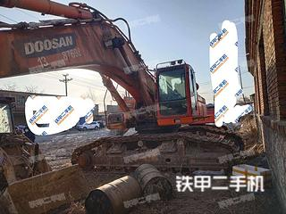 二手斗山 DX500LC 挖掘机转让出售