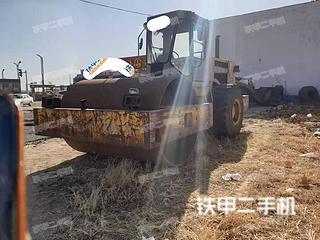 河南-安阳市二手柳工CLG6122压路机实拍照片