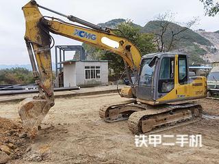 广西-柳州市二手徐工XE135B挖掘机实拍照片