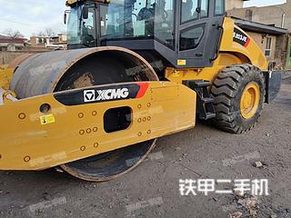陕西-渭南市二手徐工XS203JE压路机实拍照片