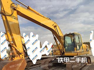河南-郑州市二手小松PC200LC-8N1挖掘机实拍照片