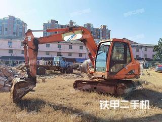 江西-鹰潭市二手斗山DH80GOLD挖掘机实拍照片