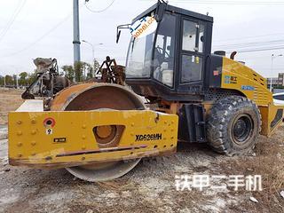 江西-赣州市二手厦工XG622MH压路机实拍照片