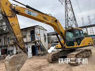 广州三一重工SY205C挖掘机实拍图片