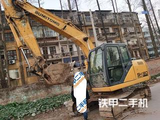 二手住友 SH130-5 挖掘机转让出售
