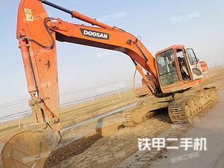 江苏-徐州市二手斗山DH220-9E挖掘机实拍照片
