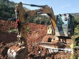 四川-眉山市二手三一重工SY75C挖掘机实拍照片