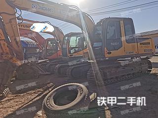 宁夏-银川市二手徐工XE135B挖掘机实拍照片