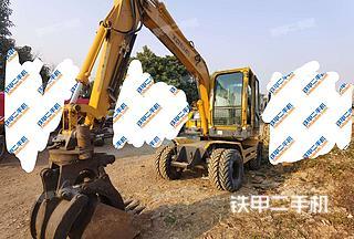 广西-来宾市二手新源XYB75W-8挖掘机实拍照片