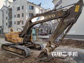 广西-桂林市二手沃尔沃EC210BLC挖掘机实拍照片