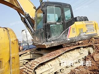 重庆-重庆市二手三一重工SY245H挖掘机实拍照片
