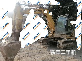 二手住友 SH80-6 挖掘机转让出售