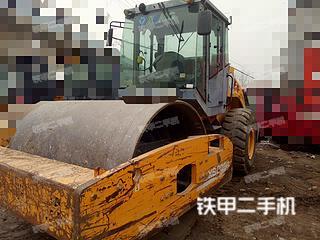 安徽-蚌埠市二手徐工XS202J压路机实拍照片