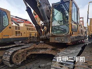 山西-忻州市二手沃尔沃EC360BLC挖掘机实拍照片