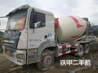 保定三一重工SY5250GJB4搅拌运输车实拍图片