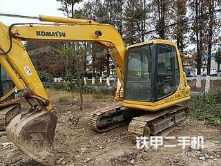 广东-广州市二手小松PC60-7挖掘机实拍照片