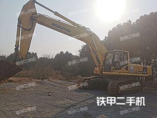 湖南-长沙市二手小松PC450-8挖掘机实拍照片