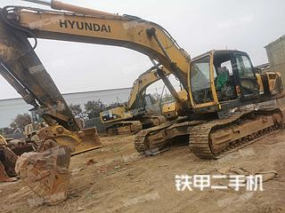 二手现代 R305LC-9T 挖掘机转让出售