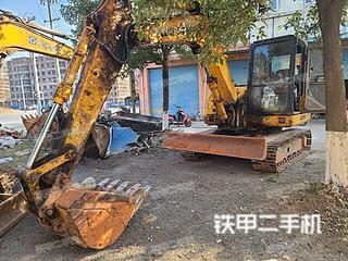江西-新余市二手龙工LG6085挖掘机实拍照片