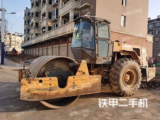 安徽-巢湖市二手徐工YZ18JC压路机实拍照片