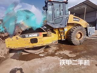 云南-昆明市二手徐工XS223J压路机实拍照片