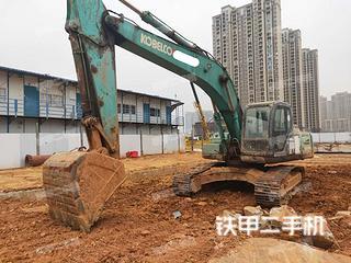 江西-南昌市二手神钢SK260LC-8挖掘机实拍照片