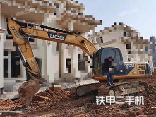 武汉杰西博JS220LC挖掘机实拍图片