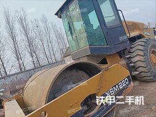 山东-济宁市二手徐工XSM220压路机实拍照片