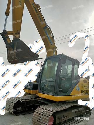 二手住友 SH120-5 挖掘机转让出售