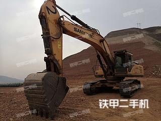 二手三一重工 SY385H 挖掘机转让出售