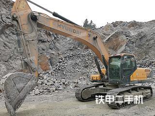 二手现代 R305LVS 挖掘机转让出售