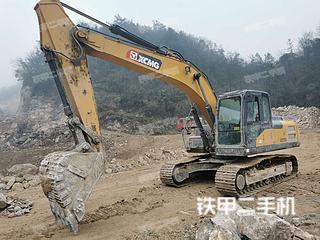 湖北-宜昌市二手徐工XE200DA挖掘机实拍照片