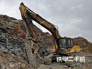 贵州-黔东南苗族侗族自治州二手三一重工SY215C挖掘机实拍照片