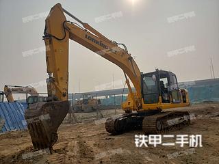 河南-郑州市二手龙工LG6225E挖掘机实拍照片