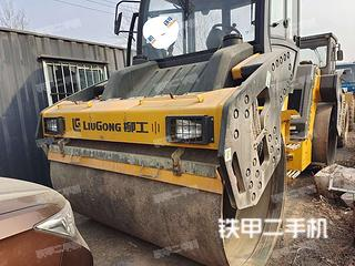 河北-邯郸市二手柳工6212E压路机实拍照片