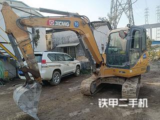 广东-广州市二手徐工XE60DA挖掘机实拍照片