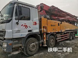 三一重工SY5419THB50泵车实拍图片