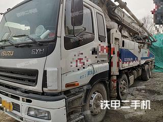 中联重科ZLJ5417THB49泵车实拍图片