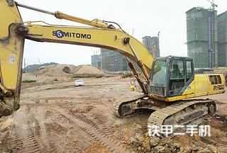 二手住友 SH350-5 挖掘机转让出售