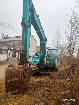 二手神钢 SK100-5.5 挖掘机转让出售