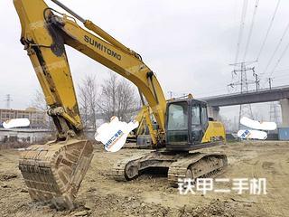 二手住友 SH240-6 挖掘机转让出售