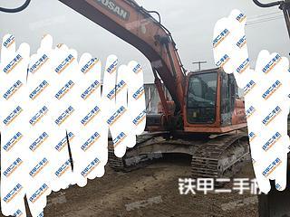 四川-德阳市二手斗山DX260LC挖掘机实拍照片