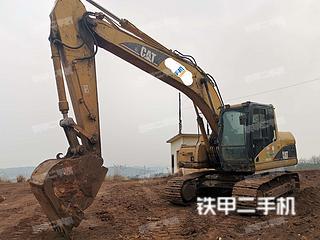 湖南-永州市二手卡特彼勒320CU挖掘机实拍照片