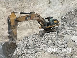 湖南-衡阳市二手卡特彼勒336D液压挖掘机实拍照片