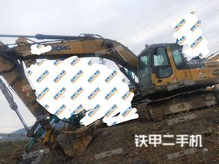 湖南-张家界市二手徐工XE235C挖掘机实拍照片