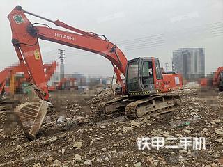 浙江-台州市二手日立ZX200-HHE挖掘机实拍照片