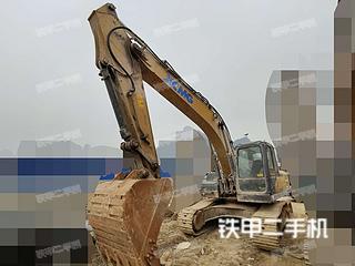 广西-河池市二手徐工XE215D挖掘机实拍照片