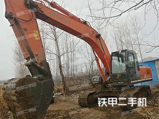 江苏-连云港市二手日立ZX250H-3G挖掘机实拍照片