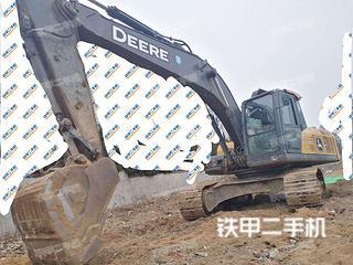山东-日照市二手约翰迪尔E210LC挖掘机实拍照片